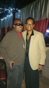 ML & Tony Groove